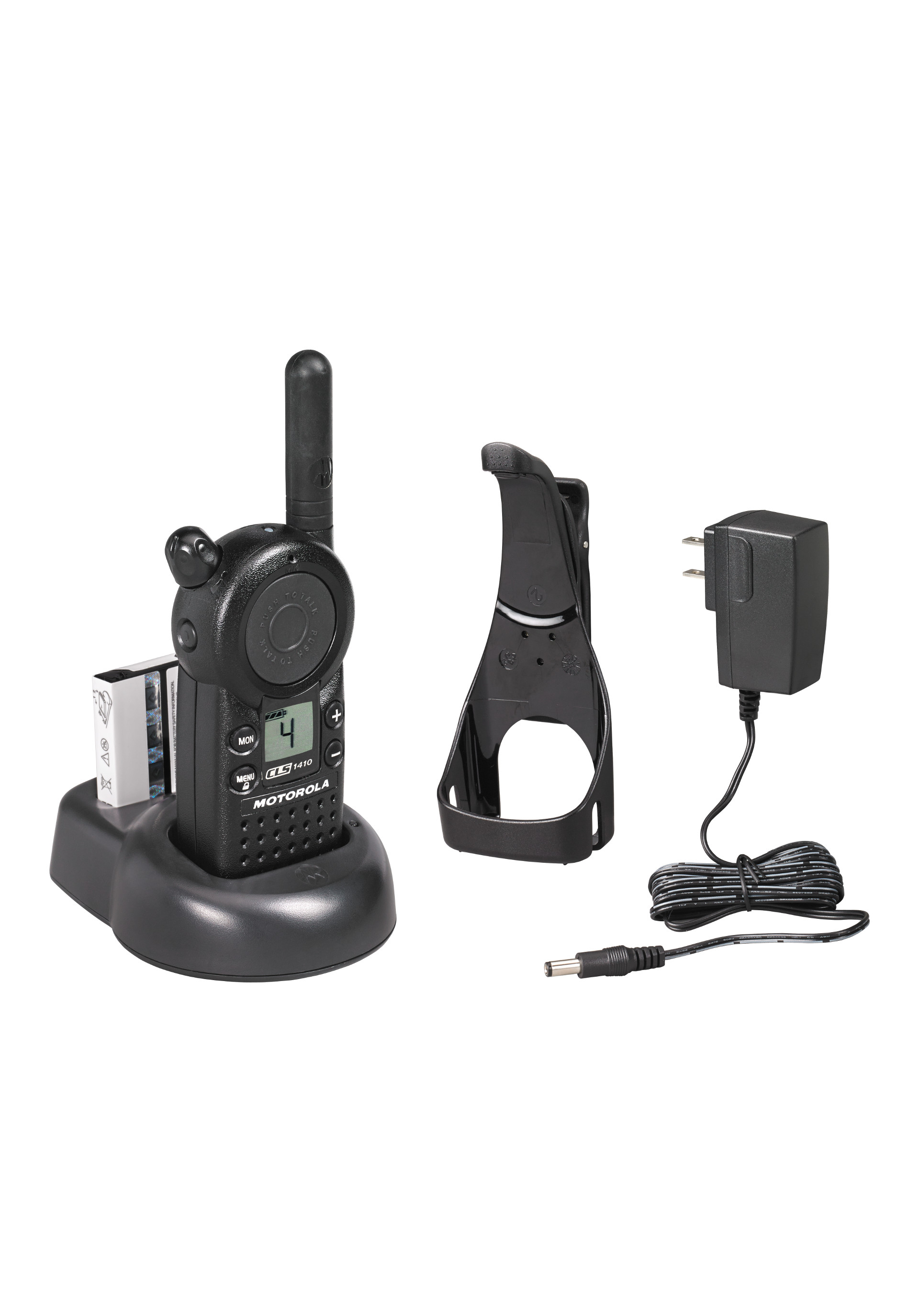 motorola cls1410 uhf two way radios with multi unit. Black Bedroom Furniture Sets. Home Design Ideas