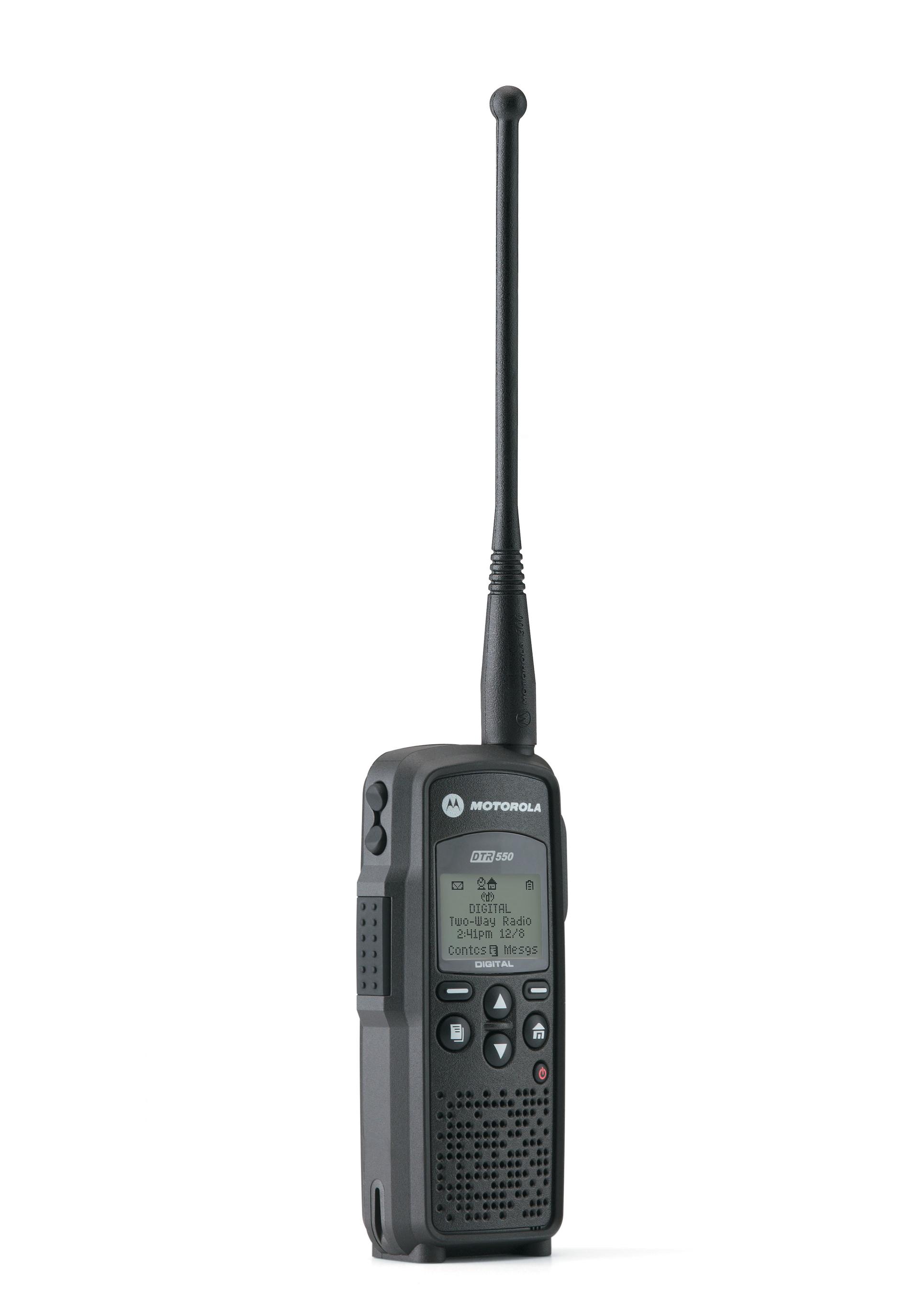 Motorola Dtr550 Digital Two Way Radio Bowden2way