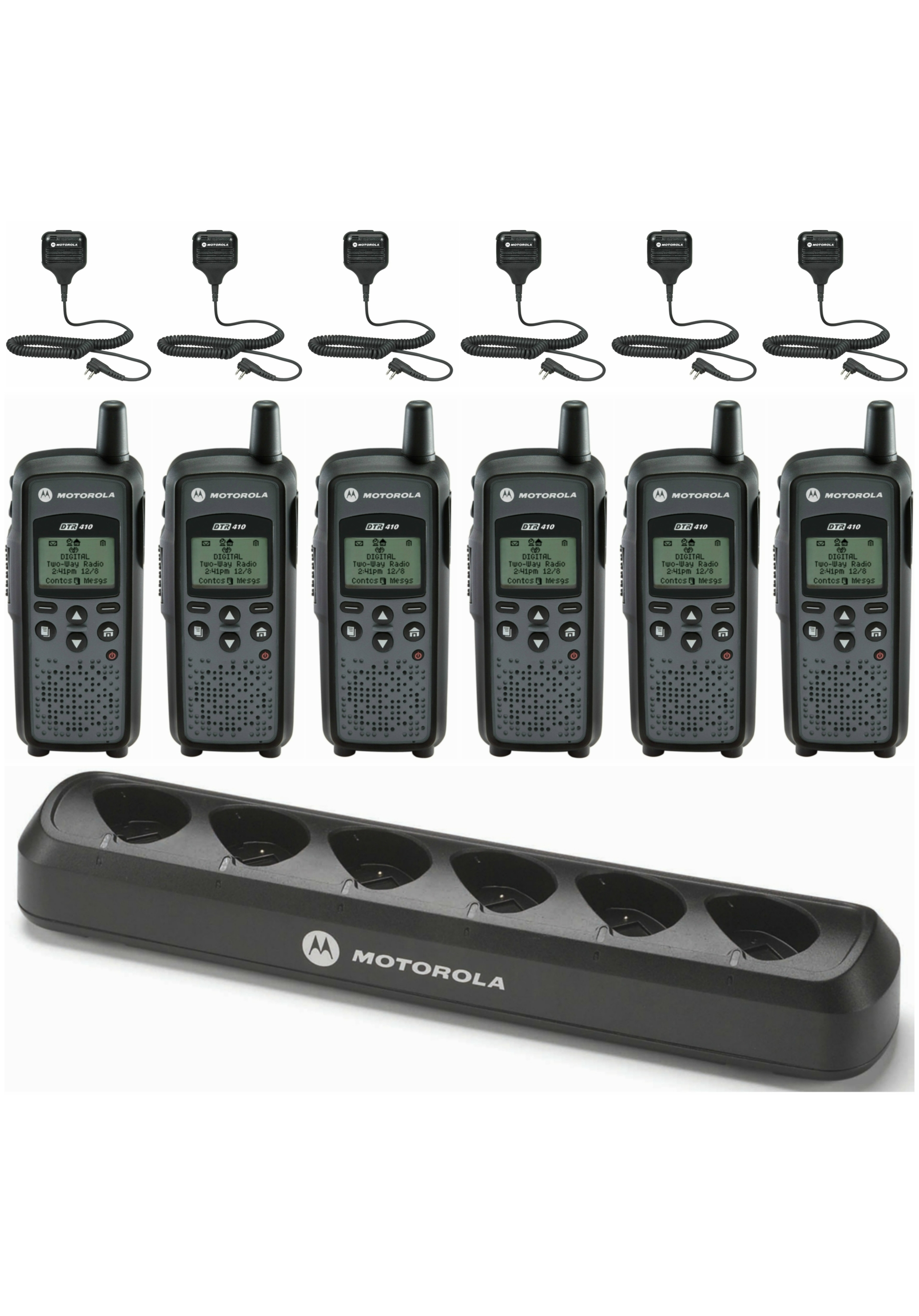 Motorola HKLN4606 Remote Speaker Microphone